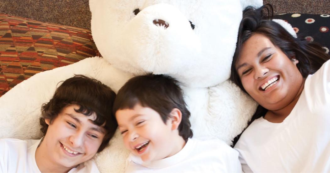 Matt and family