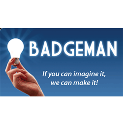 Badgeman