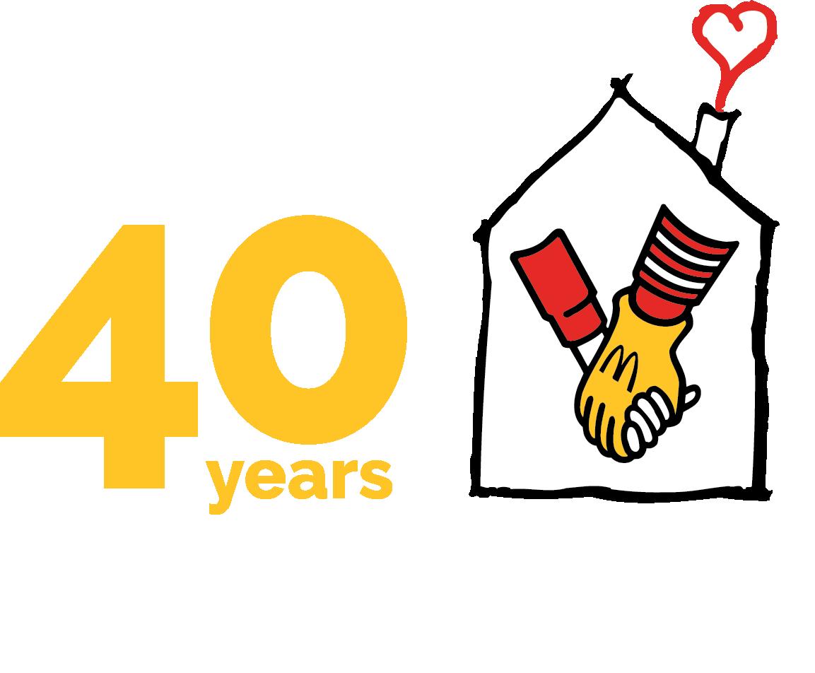 Ronald McDonald House Charities – Southern Arizona (Logo)