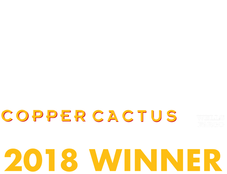 Copper Cactus Award