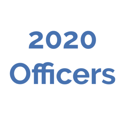 2020 Officers