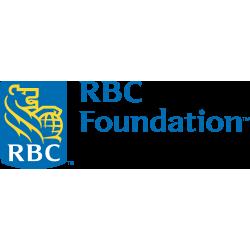 RBC Foundation with lion-shield logo on left
