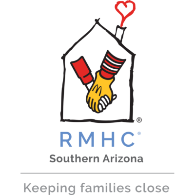 RMHC Southern Arizona logo - Keeping Families Close