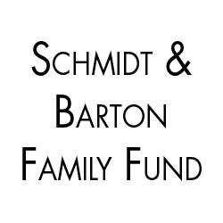Schmidt & Barton Family Fund