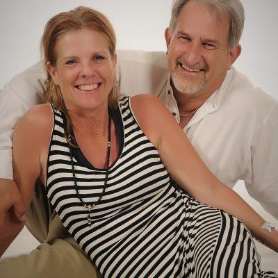 Steve and Jen Rice