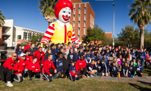 TVSC at 2016 Walk for Kids