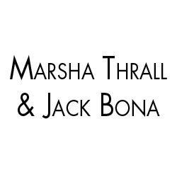 Marsha Thrall & Jack Bona