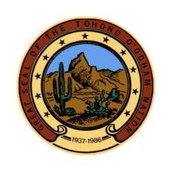 Great Seal of the Tohono O'odham Nation