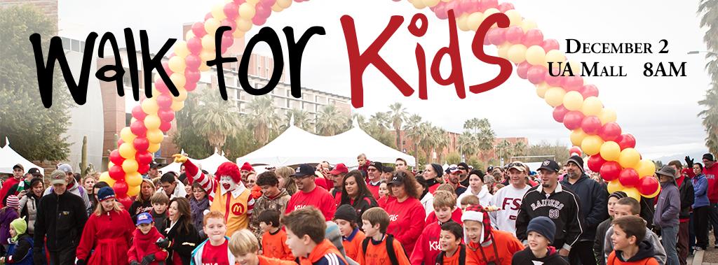 Walk for Kids - Sunday, December 2