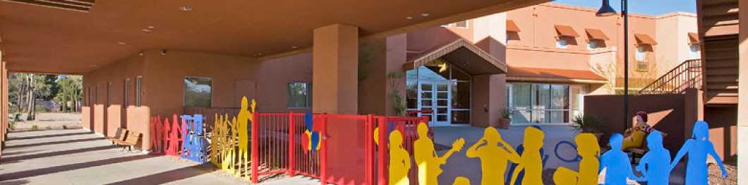 Ronald McDonald House Fence